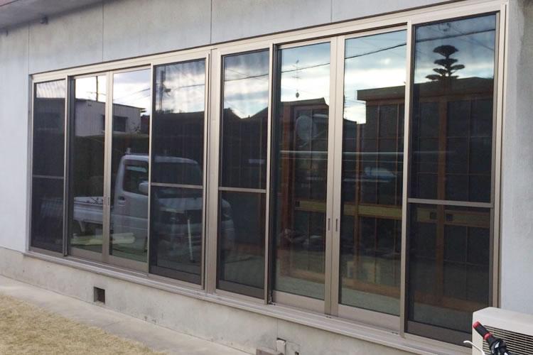 窓のリフォーム事例